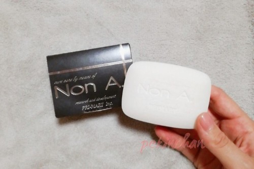 ノンエーの洗顔石鹸